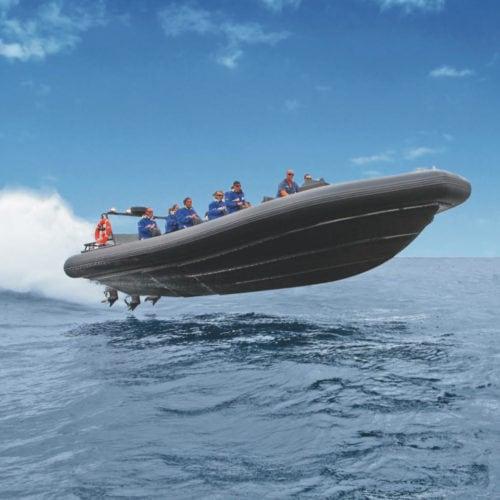 Bondi Bash Offshore Thrill Ride